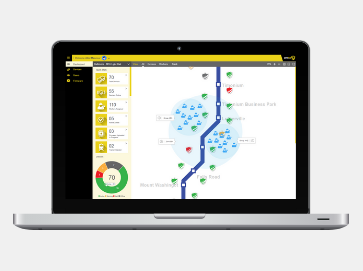 ZoneGuard Roadway Worker Protection System - Web Dashboard