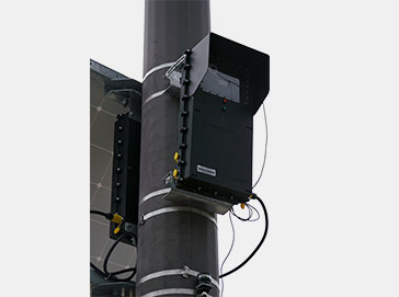 ZoneGuard Roadway Worker Protection System - Fixed Unit
